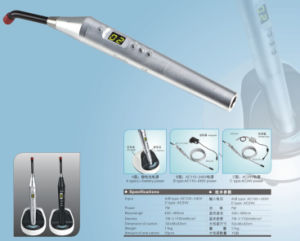 Wireless Rechargeable Dental LED Curing Light L028 pictures & photos