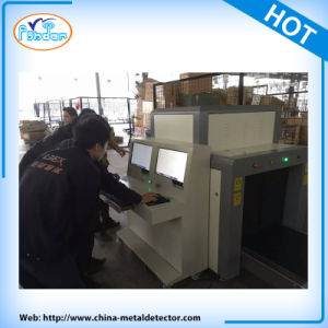 Hotel Use X Ray Baggage Luggage Scanner Screening Machine pictures & photos