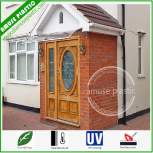 UV Protection Customized Outside DIY Polycarbonate PC Canopy and Awning pictures & photos