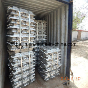 2017 Hot sell Aluminum Ingot 99.7% min ---A7 & A8 pictures & photos