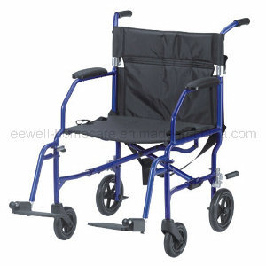 Highly Competitive Aluminum Nursing Manual Wheelchair (1116)