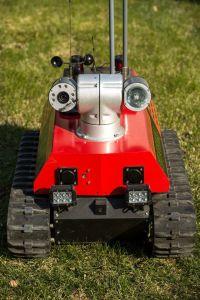 Investigation of Hazard Fire Reconnaissance Robot pictures & photos