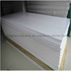 High Quality 4ft*8ft Rigid PVC Sheet pictures & photos
