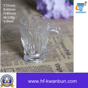 Glass Cup Beer Mug with Good Price Glassware Kb-Jh6006 pictures & photos