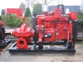 Xbc-Sow Diese Engine Fire Fightig Pump pictures & photos