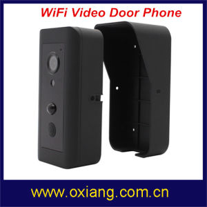 Motion Detection WiFi Video Doorbell Support IR and 2 Way Intercom pictures & photos