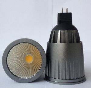 New 12V Dimmable 7W High Lumen COB Downglith MR16 pictures & photos
