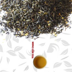 Chinese Osmanthus Tea Flower Tea Chiense Green Tea pictures & photos