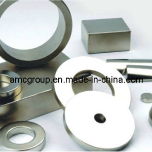 Strong Magnetization SmCo Magnet Ring pictures & photos