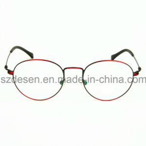Hot Selling High Quality Full Rim Metal Spectacles Eyeglasses pictures & photos