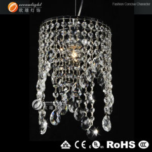 Modern Restaurant Lighting, Crystal Modern Lights Chandelier Lamp, Lighting Equipment Made in China (OMG88125) pictures & photos