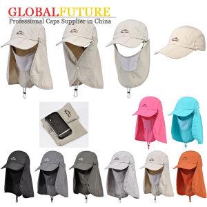 Wholesale Fashion Waterproof Foldable Upf50 Protection Baseball Cap