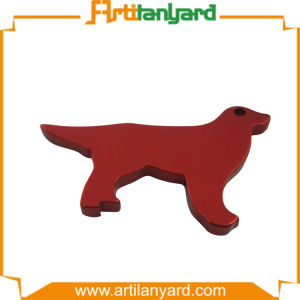Design Logo Animal Shape Bottle Opener pictures & photos