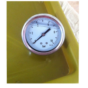 "New Product 63mm Oil Filled Pressure Gauge Scale in ""Bar"""