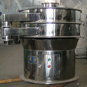 Zs Series High Efficiency Powder Vibrating Sifting Machine pictures & photos