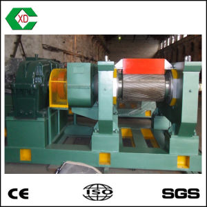 Xkp Double Rolling System Rubber Powder Grinder Tire Recycling Machine pictures & photos