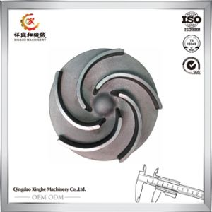 Stainless Steel Casting Pump Impeller Water Pump Impeller pictures & photos
