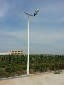 LED Solar Powered Street Lighting pictures & photos