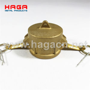 Brass Dust Cap Camlcok Coupling in Type DC pictures & photos