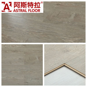 12mm Silk Surface (No-Groove) Laminate Flooring (AD1109) pictures & photos