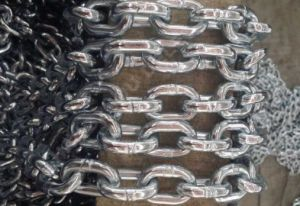 Electronic Galvanized Studless Welded Link Anchor Chains pictures & photos
