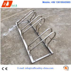 New Design Stainbless Steel Unique Slot Assembly Bike Rack pictures & photos