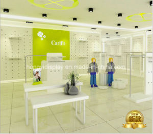 Children Clothes Store Fixture with Liquid Painting pictures & photos