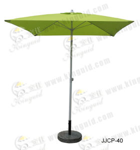 Outdoor Umbrella, Central Pole Umbrella, Jjcp-40 pictures & photos
