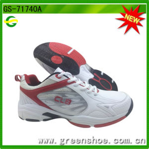 New White Sport Shoes for Men (GS-71740) pictures & photos