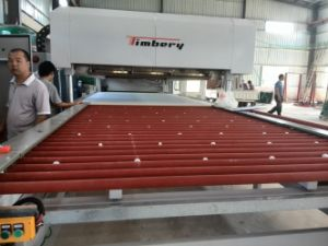 Glass Production Line Glass Machinery Manufacturer Timbery pictures & photos