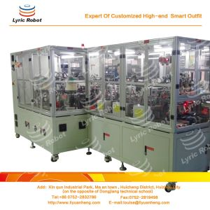 Key Cylinder Automatic Assembly Machine pictures & photos