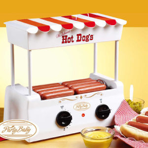 Old - Fashioned Hot Dog Maker with Cover pictures & photos