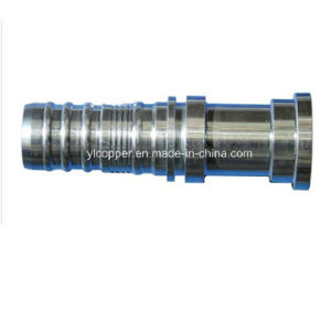 Hydraulic Parts Flange Hose Fittings pictures & photos