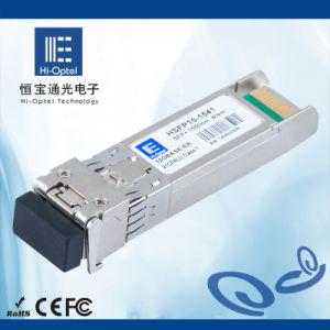 XFP/SFP+ 10G Optical Transceiver Bi-Di/Dulex 200M~80KM Made in China pictures & photos