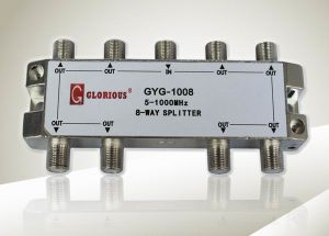 Splitter 8-Way (GYG-1008)