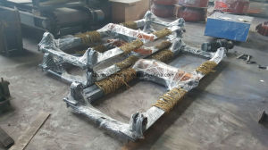 Ics Electronic Multi-Idler Roller Conveyor Belt Loader Belt Scale for Cement Plant pictures & photos