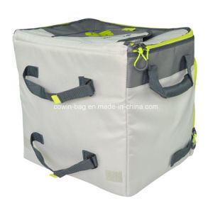 High Quality Self-Packing Ice Picnic Insulated Cooler Bag pictures & photos