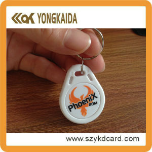 Factory Outlet 125kHz RFID Key Tag