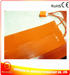 500*1800*1.5mm Thermo Press Heater Silicone Rubber Heater 230V 1200W pictures & photos