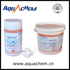Pool SDIC, Sodium Dichloroisocyanurate Chlorine Fast Treatment pictures & photos