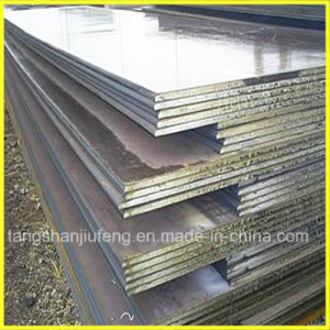 ASTM Standard Cr Steel Plate pictures & photos