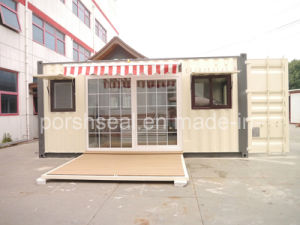 Container House, Prefabricated House, Modular House--C01