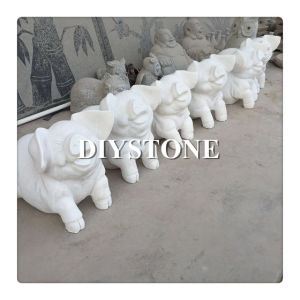 Animal Marble Garden Statues pictures & photos