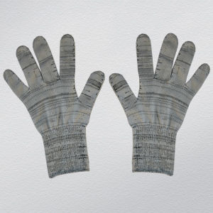 Multi-Color Thermolite String Knit Work Glove pictures & photos
