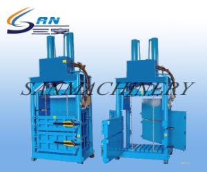 China Carton Baling Machine Waste Paper Baler pictures & photos
