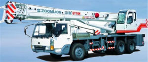 Zoomlion 16t QY16H431 Truck Crane pictures & photos
