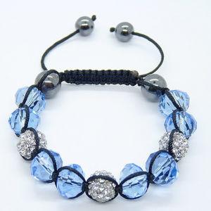 Handmade Fashion Jewelry - Shamballa Bracelet Jw22444