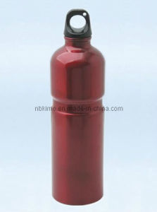 LFGB Food Grade Travel Aluminium Bottle / Sports Flask (24690)