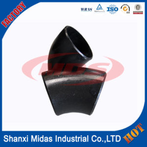 Carbon Steel 45 Degree Pipe Bend, Carbon Steel Pipe Bend pictures & photos