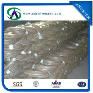 18#, 20#, 22# Electro Galvanzied Iron Wire for Building Binding Wire pictures & photos